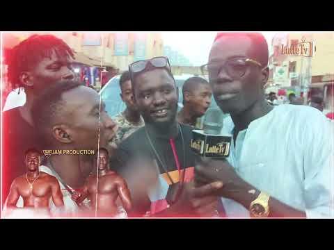La tension monte en Gambie à quelques heures du combat entre France et Leket, les fans...