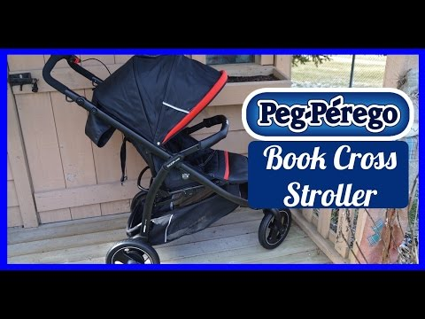 Review!  Peg Perego Book Cross Stroller