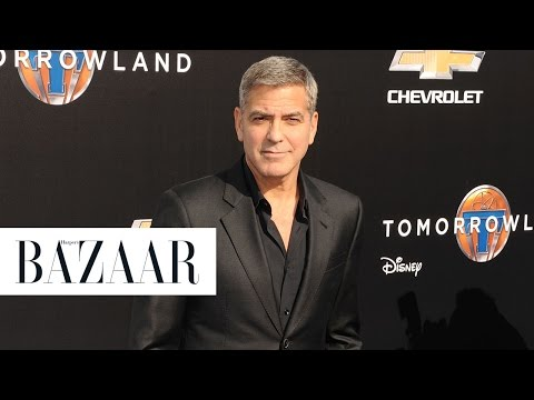 """George Clooney Takes Down Donald Trump for Calling Meryl Streep """"Overrated"""""""