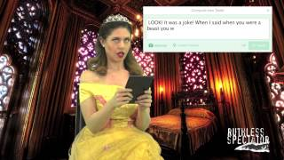 Tweets of the Rich & Famous: Belle #4