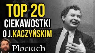 TOP 10 Ciekawostek i Nieznanych Faktów o Jarosławie Kaczyńskim.