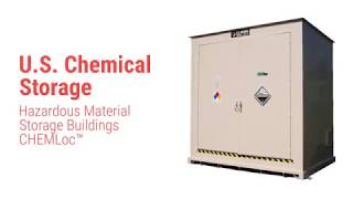 CHEMLoc™ Storage Building