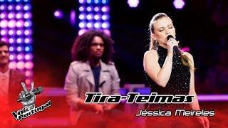 """Jéssica Meireles - """"Eu Sei Que Vou Te Amar""""   Tira-Teimas   The Voice Portugal"""