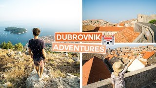 Best Views of Dubrovnik! + next honeymoon destination