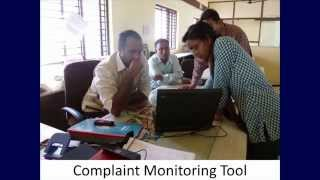 Public Grievance Redressal Tool for Local Governments in Gujarat