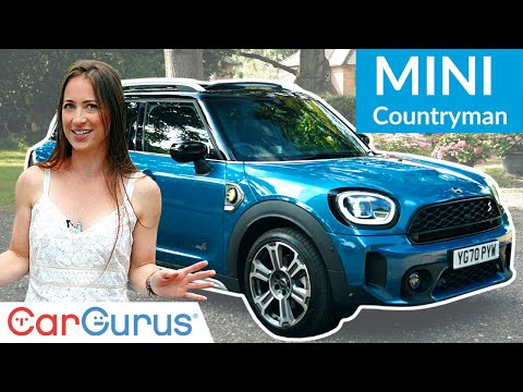 MINI Countryman Hybrid Review (2021): Is this PHEV the best of both worlds?   CarGurus UK