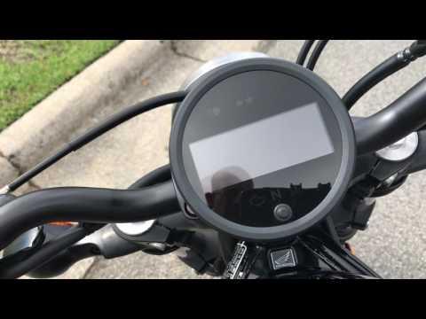 2017 Honda Rebel 300 in Greenville, North Carolina