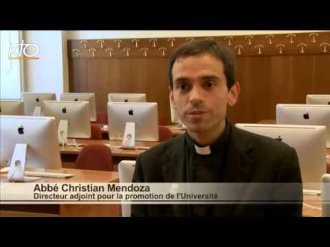 Sainte-Croix : une université à Rome ouverte aux laïcs