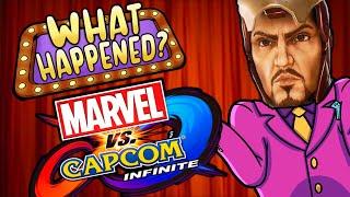 Marvel vs Capcom Infinite - What Happened? ft. Maximilian