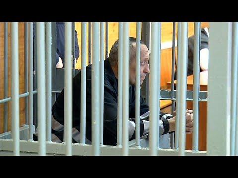 العرب اليوم - شاهد: شرطي روسي يتصدر