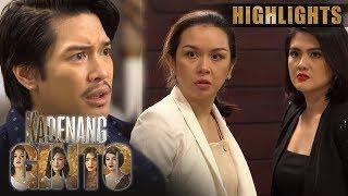 Carlos, nalaman na ang kasunduan nina Daniela at Romina   Kadenang Ginto (With Eng Subs)