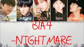 B1A4 - Nightmare