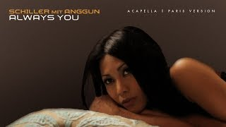 Anggun - Always You (Acapella Version / Paris Version Music Video)