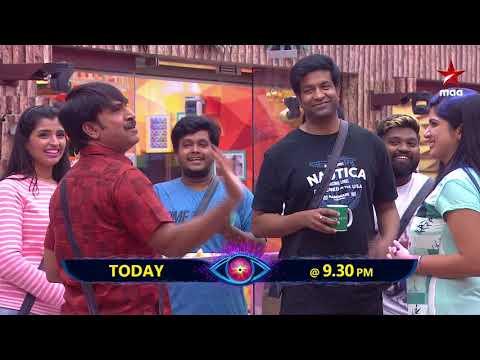 #SrinivasReddy & #VennelaKishore makes entry. #BiggBossTelugu2
