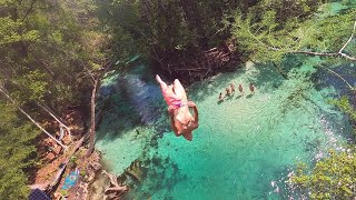 Cliff Jumping In Florida!!!!