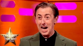 Alan Cumming's Hilarious Oprah Story | The Graham Norton Show