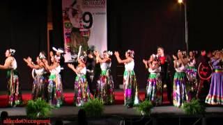 preview picture of video 'QUAHUITL - HUEYITLATOANI  MEXICO 4  - Velletri (Italy) 2012'