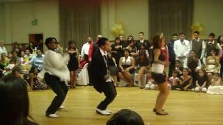 Baile Sorpresa  fher y russell cha cha  (chelo)