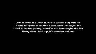 Wiz Khalifa - No Sleep  [HD] [LYRICS]
