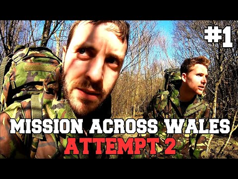 Mission Across Wales: Attempt 2 (Part 1)