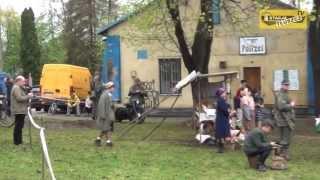 preview picture of video 'Tłuszcz: Inscenizacja historyczna Odbicie Braci Wierzbów (2013.05.03)'