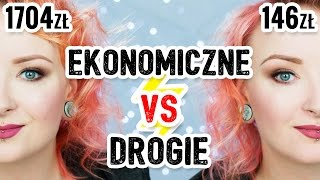 EKONOMICZNE vs DROGIE ♡ Red Lipstick Monster ♡