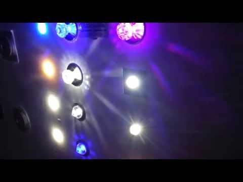 Punti luce led cielo stellato e cromoterapia,ledtecnology pomigliano d'arco napoli