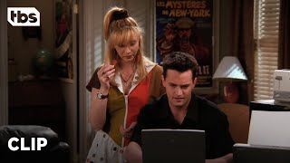 Friends: Chandler Tries Online Dating (Season 2 Clip)   TBS