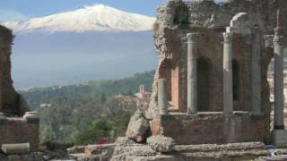 10 Earth's Most Spectacular Places - Mount Etna - Sicily - italy