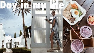 VLOG 07: visiting Alys beach for the day
