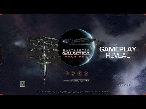Battlestar Galactica Deadlock - Gameplay Reveal thumbnail