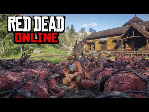 Red Dead Disconnect (RDR 2 ONLINE) - смотреть онлайн на Hah Life
