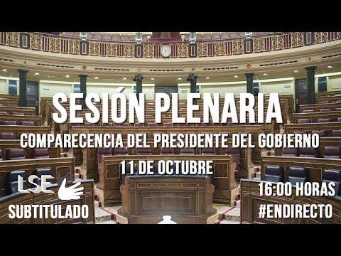 Sesión Plenaria (11/10/2017) HD Mp4 3GP Video and MP3