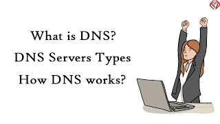 DNS (Domain Name System) - Explained , Types of Domain Name Servers   How DNS works   TechTerms
