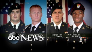Questions remain 2 weeks after deadly ambush in Niger