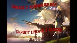Скрипт для рыбалка в lineage 2 classic