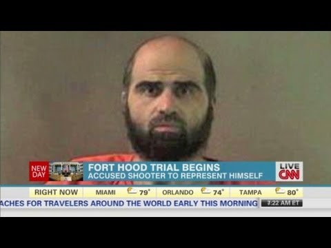 Attack on Fort Hood: 13 Dead