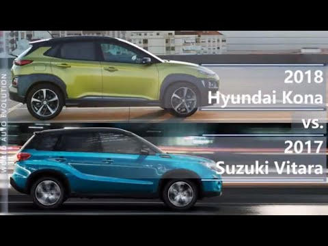 Hyundai  Kona Кроссовер класса J - тест-драйв 5