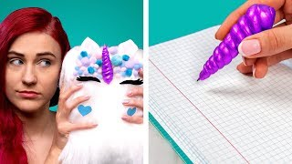 Make School Supplies Great Again! 10 Smart Back To School Ideas and other DIY Crafts