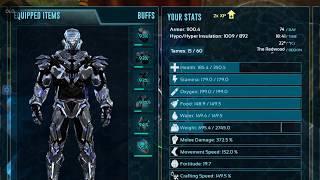 ark survival evolved mobile tek armor - TH-Clip