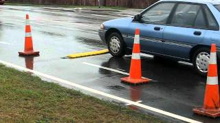 Traffic Guard Portable Speed Bump