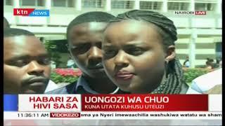 Utata kuhusu uteuzi wa viongozi wa chuo kikuu cha Nairobi waendelea