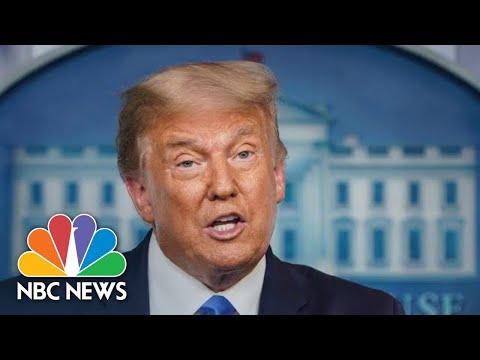 Live: Trump Delivers Speech On Healthcare | NBC News