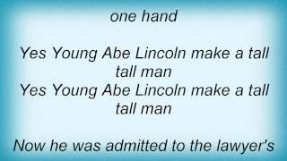 Johnny Horton - Young Abe Lincoln Lyrics