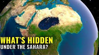 10 Incredible Archaeological Discoveries Hidden Under The Sahara