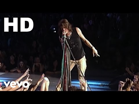 Aerosmith - I Don't Want to Miss a Thing (Official Music Video)