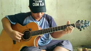 Europe - Carrie (fingerstyle cover)