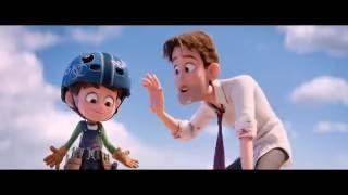 GANDRŲ SIUNTŲ TARNYBA - animacinis nuotykių filmas kinuose nuo rugsėjo 23 d.