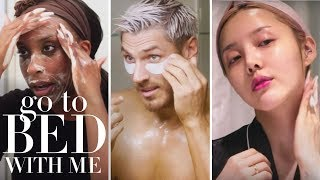 Everything We Learned About Skincare in 2018   Go To Bed With Me   Harper's BAZAAR