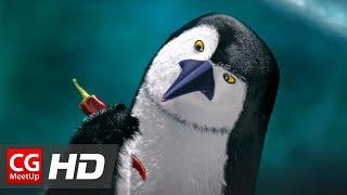 "CGI Animated Short Film: ""Ice Pepper"" by ESMA 